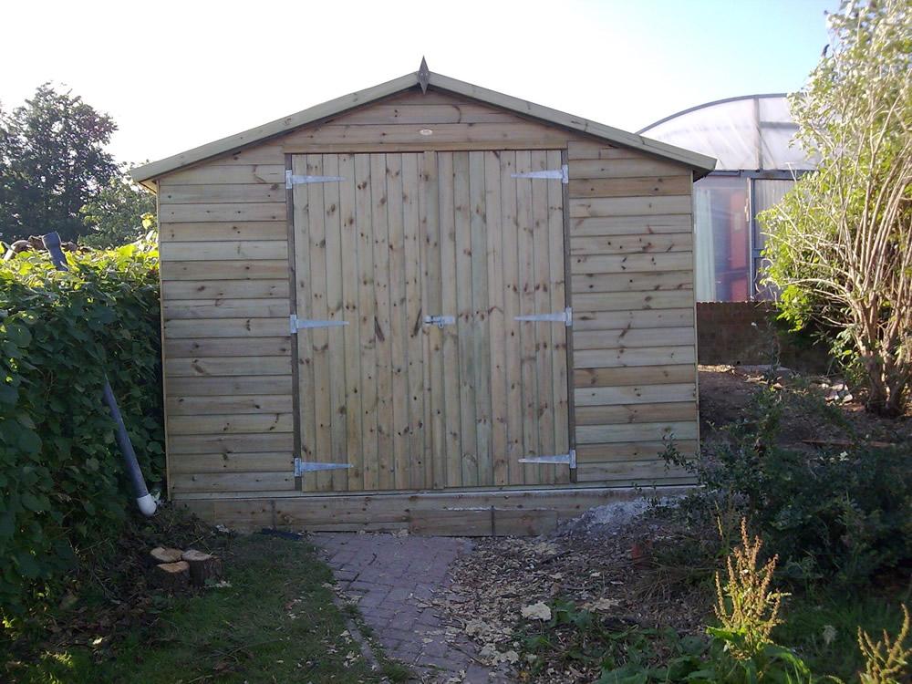 Garden Sheds Kent garden sheds - kent