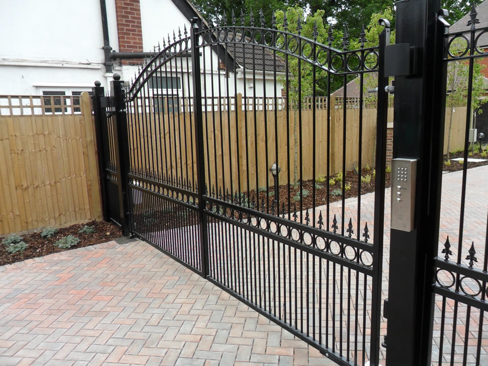Wrought Iron Gates Kent