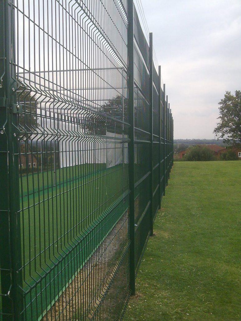 Security Fencing – Rigid Mesh - Kent